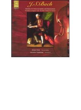 Viola Da Gamba Sonatas: Crum(Gamba)