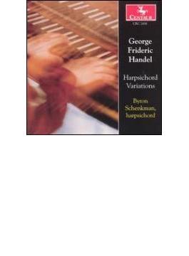 Harpsichord Variations: Schenkman(Cemb)