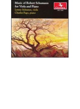 Works For Viola & Piano: Schranze(Va)fugo(P)