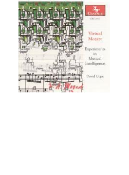 Virtual Mozart-experiments Inmusical Intelligence: B-hall(Key)paiement