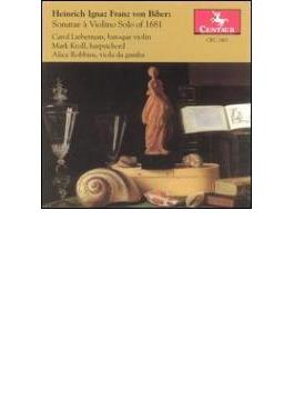 Violin Sonatas: Lieberman(Vn)