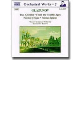 クレムリン, 中世,叙情的な詩,他: クリメッツ / Moscow.so