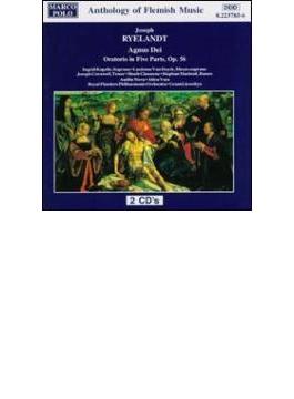 Agnus Dei: Llewellyn / Royal Flanders Po Altra Voce Audite Nova