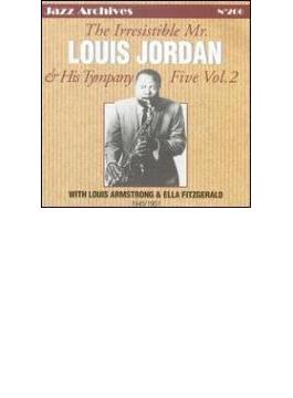 Irresistible Mr Louis Jordan Vol.2 1945-1951