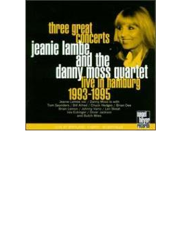 Jeanie Lambe / Danny Moss Quartet
