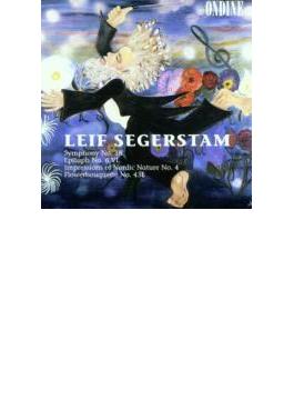 Sym.18, Etc: Segerstam / Danish National.rso