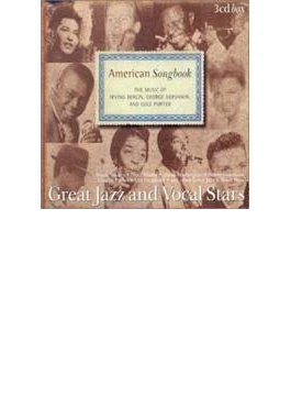 American Songbook: Great Jazzand Vocal Stars