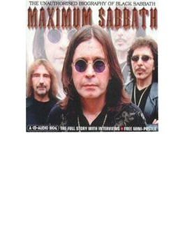 Maximum Sabbath - Black Sabbath Cd Audio Book