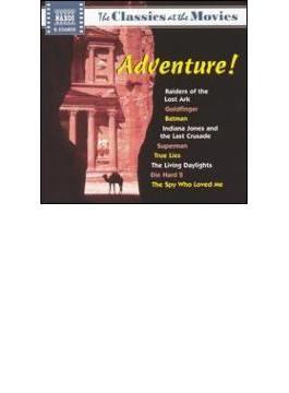 Adventure[アドヴェンチャー]007/バットマン/ダイ・ハード2/スーパーマン/他