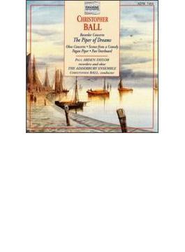 Recorder Concerto, Etc: P.a-taylor(Rec) C.ball / Adderbury Ensemble