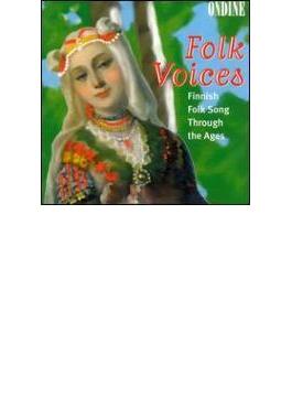 Finnish Folk Voices