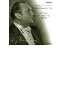 モーツァルト:交響曲第41番『ジュピター』、ベートーヴェン:レオノーレ序曲第3番、他 コンヴィチュニー&ベルリン放送響