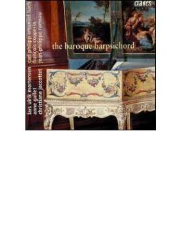 The Baroque Harpsichord: Mortensen, Gallet, Jaccottet(Cemb)