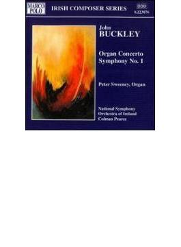 バックリ-: Organ Concerto, Sym.1