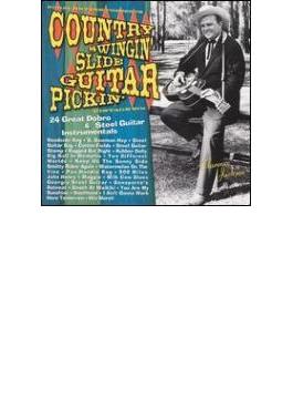Coutry Swingin' Slide Guitar Pickin' - 24 Great Dobro & Steel Guitar