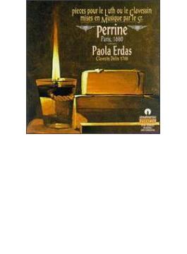 Harpsichord Works: Erdas(Cemb)