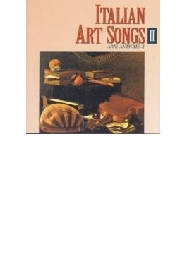 イタリア古典歌曲集.2: マルツィオ・ジョッシ