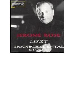Etudes D'execution Transcendante: Jerome Rose(P)