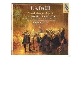 Musikalisches Opfer: Savall / Concert Des Nations
