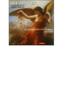 (Winds)sym.7: Les Vents De Montreal Winds