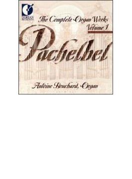 Comp.organ Works Vol.1: Bouchard