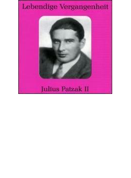 Julius Patzak(T) Vol.2