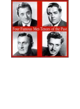 4 Famous Met Tenors Of The Past