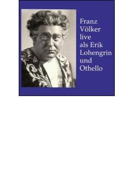 Franz Volker(T) Sings Wagner, Verdi