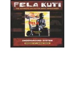 Underground System + 1 Bonus Track