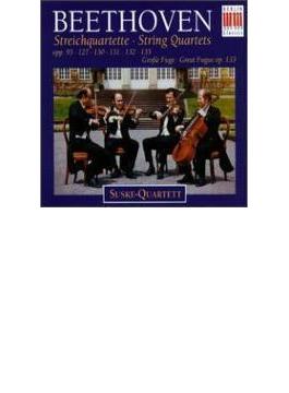 String Quartet.11-16: Suske.q