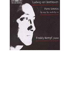 Piano Sonatas.30-32: F.kempf(P)