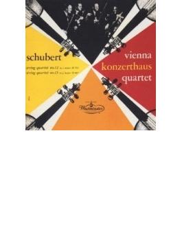 String Quartet, 12, 15, : Vienna Konzerthaus Q