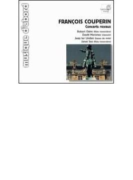 Concerts Royaux / Moroney(Cemb)etc