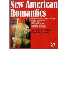 New American Romantics -musicfor Solo Piano