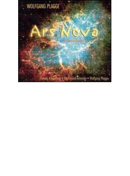 Ars Nova-the Medival Inspiration: Kringelborn(S)antonsen(Tp)plagge(P)