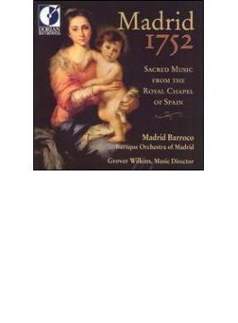 ネブラ / クールセル Sacred Works: ウィルキンズ / Madrid Baroque.o