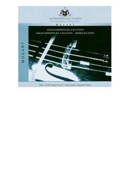 Violin Concertos.3, 5: Carney / Rpo