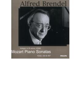 ピアノ・ソナタ第12、13、14番、アダージョ ブレンデル(2000)