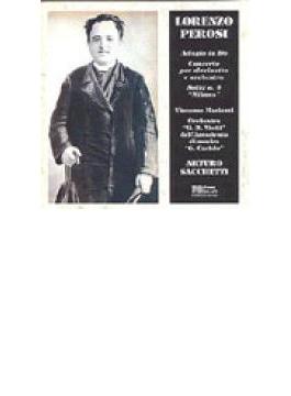 Clarinet Concerto: Mariozzi(Cl)sacchetti