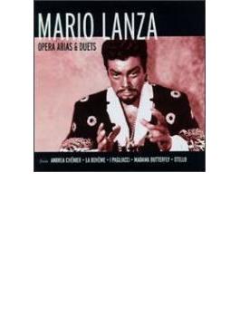 Mario Lanza Arias & Duets