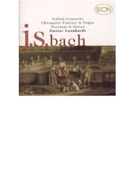 Italian Concerto, Etc: Leonhardt