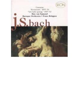 Cantata.56, 82: Egmond(Br) Bruggen / Baroque O