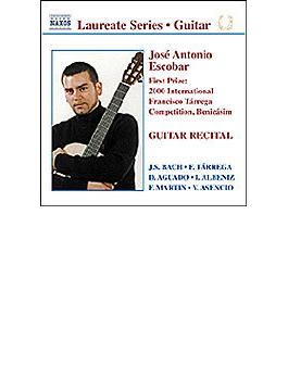 Jose Antonio Escobar: Guitar Recital