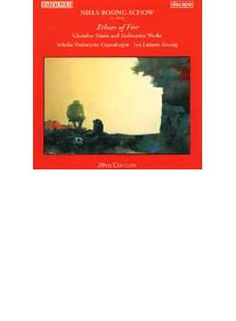 Chamber Works & Sinfonietta: Latham-koenig / Athelas Sinfonietta Copenhagen