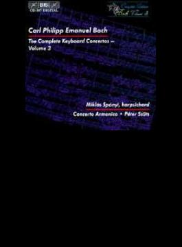 Cembalo Concertos: シュパーニ, スッツ / Concerto Armonico