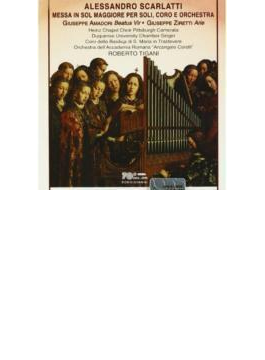 Mass In G: Tigani / Corelli Academic O +amadori, Ziretti