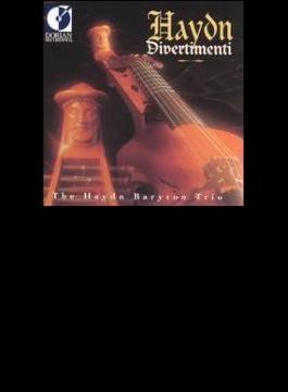 Baryton Trio: The Haydn Barytone Trio