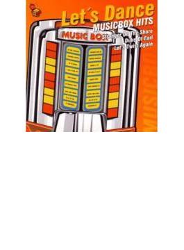 Let's Dance Music Box