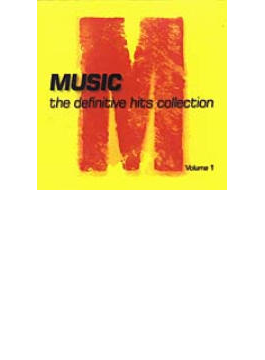Music - The Defivitive Hits Collection