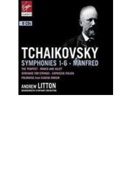Comp.symphonies: Litton / Bournemouth.so